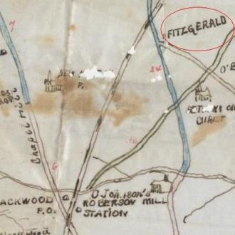 Fitzgerald map
