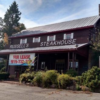 Russells Steak House