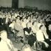 West End School interior, ca. 1950